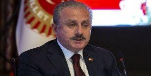 TBMM Başkanı Mustafa Şentop, AK Parti'nin 19'uncu kuruluş yıl dönümünü kutladı