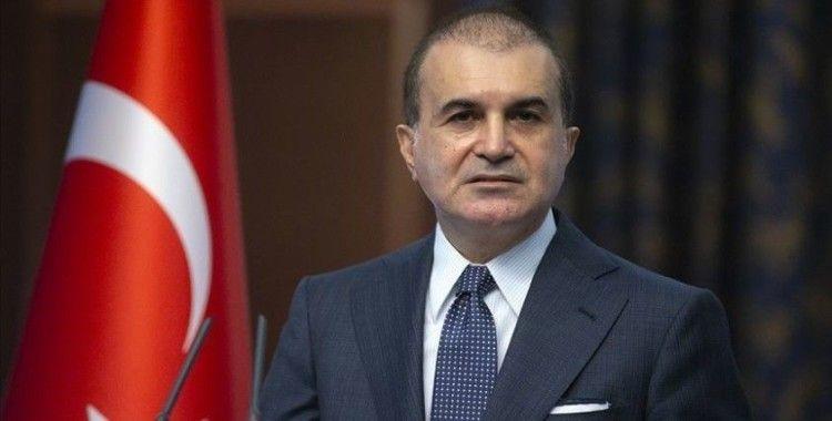 AK Parti Sözcüsü Çelik'ten 'mavi vatan' açıklaması