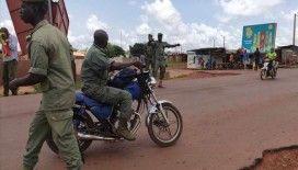 Askeri hareketliliğin yaşandığı Mali'de Cumhurbaşkanı Keita alıkonuldu