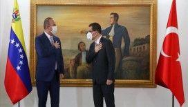 Venezuela Dışişleri Bakanı Arreaza ve Çavuşoğlu'ndan ortak basın toplantısı: Bir dizi anlaşma imzaladık