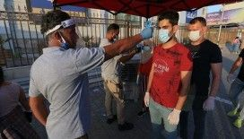 Irak'ta son 24 saatte 4 bin 576 kişide Kovid-19 tespit edildi