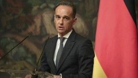 Almanya Dışişleri Bakanı Maas: Libya'da askeri olarak kazanan olmayacak