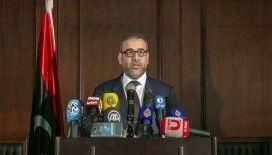Libya Yüksek Devlet Konseyi Başkanı Meşri'den Tobruk yönetimine 'görüşmeye hazırız' mesajı