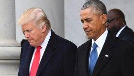 Obama'dan Trump'a: Hiçbir zaman kendini vazifesine vermedi, çünkü veremezdi