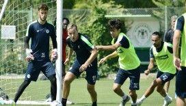 Konyaspor, yeni sezon hazırlıklarını sürdürüyor