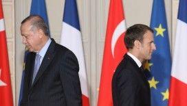 Macron: Erdoğan, Avrupa'yı istikrarsızlaştırıyor