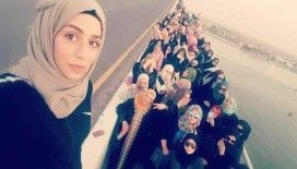 Basra'da öldürülen kadın aktivistin cenazesi toprağa verildi