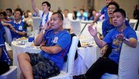 Çin Süper Ligi'nde seyircili dönem cumartesi yeniden başlıyor