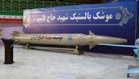 İran, General Kasım Süleymani'nin adının verildiği füzeyi tanıttı