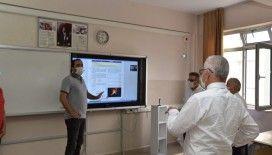 Akıllı tahtalar uzaktan eğitimde kullanılacak