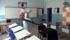 Okullar Covid-19 tedbirleriyle yüz yüze eğitime hazırlanıyor