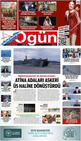 OGÜN Gazetesi Sayı:245