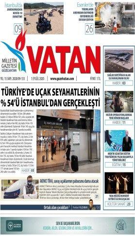 Güzel Vatan Gazetesi Sayı:132