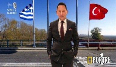 Muhatap sadece Yunanistan mı..!