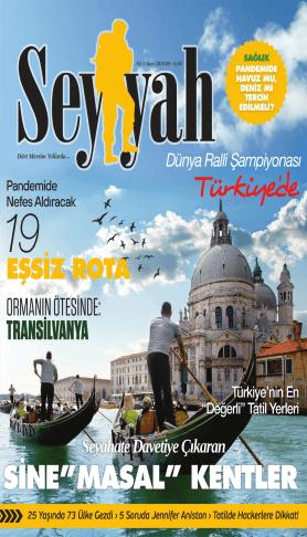 Seyyah - Eylül 2020