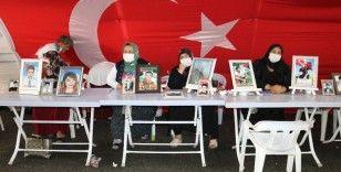 HDP önündeki ailelerin evlat nöbeti 366'ncı gününde
