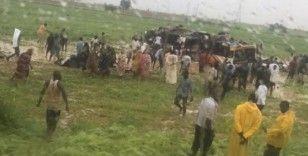 Sudan'da otobüs devrildi: 11 ölü, 38 yaralı