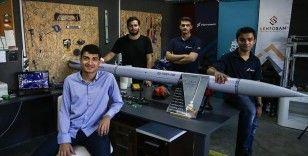 Üniversitelilerin kurduğu sivil havacılık ve uzay şirketi, TEKNOFEST Roket Yarışına Pulsar ile katılıyor