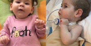 SMA hastası 1 yaşındaki Zeynep İnci için yardım çağrısı