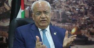 FKÖ Yürütme Konseyi Genel Sekreteri Ureykat: ABD Başkanı Trump seçim hırslarına Filistin'i kurban etti
