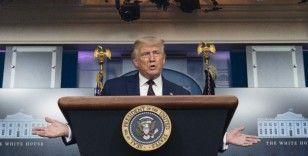 ABD Başkanı Trump'a gazilerden ve asker yakınlarından destek geldi