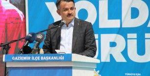 Bakan Pakdemirli: 'Türkiye artık her konuda iddialı bir ülke'