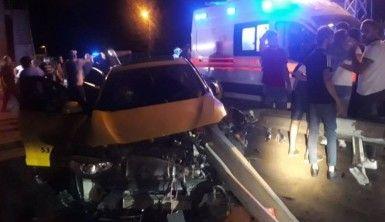 Rize'deki kazada 1 kişi hayatını kaybetti