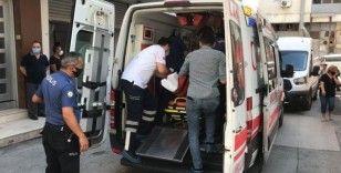 Vahşice öldürülen genç kızın cenazesi hastane morguna kaldırıldı
