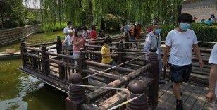 Çin'de 10 Güney Kore'de 167 yeni Kovid-19 vakası tespit edildi