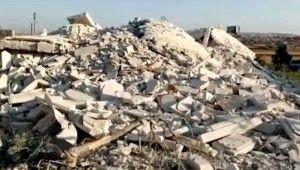 Esad rejimi Ariha'yı vurdu
