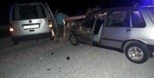 Denizli'de bir hafta içerisinde 113 trafik kazası meydana geldi