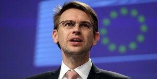 AB, Sırbistan ve Kosova'nın Kudüs'te büyükelçilik açma kararından endişeli