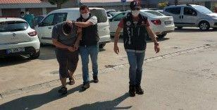 Uyuşturucuyla yakalanan Iraklı serbest bırakıldı