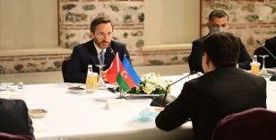 İletişim Başkanı Altun: Türkiye-Azerbaycan Medya Platformu oluşturmak üzere mutabakata vardık