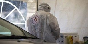 İsrail'de Kovid-19 günlük vaka sayısında yeni rekor