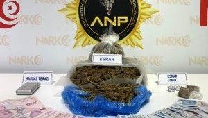 Ankara Emniyeti'nden narkotik operasyonu