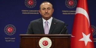 Bakan Çavuşoğlu: Yunanistan kendine güveniyorsa masaya otursun