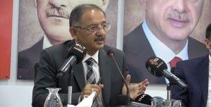 AK Parti'li Özhaseki: 'Türkiye'de askeri vesayet toprağa gömüldü'