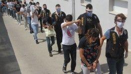 37 milyon liralık yasa dışı bahis hareketine 17 tutuklama