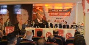 MHP 20 ilçede kongre sürecini tamamladı