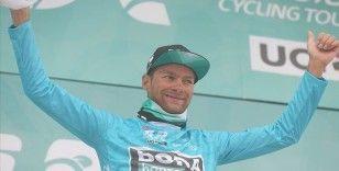 Fransa Bisiklet Turu'nun 10. etabını Sam Bennett kazandı