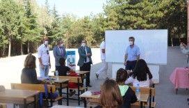 'Hababam Sınıfı'ndaki o sahne Amasya'da gerçek oldu