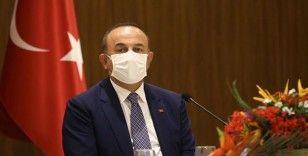 Bakan Çavuşoğlu: 'Anayasal düzenin tesis edilmesi için Türkiye olarak Mali halkının yanındayız'