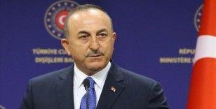 Dışişleri Bakanı Çavuşoğlu: Türkiye, Mali ve Mali halkının yanında olmaya devam edecektir