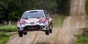WRC Türkiye Rallisi'nde 130 sporcu podyum için mücadele edecek