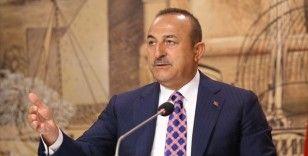 Çavuşoğlu, BM Genel Sekreteri Mali Özel Temsilcisi Annadif ile görüştü