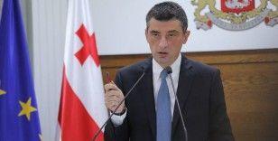 Gürcistan Başbakanı Gakharia seçimlerde yeniden aday gösterildi