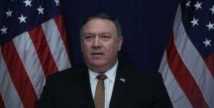 ABD Dışişleri Bakanı Pompeo'dan ASEAN ülkelerine 'Çin'e karşı harekete geçin' mesajı