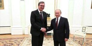 Sırbistan Cumhurbaşkanı Vucic, Putin'in kendisinden özür dilediğini açıkladı
