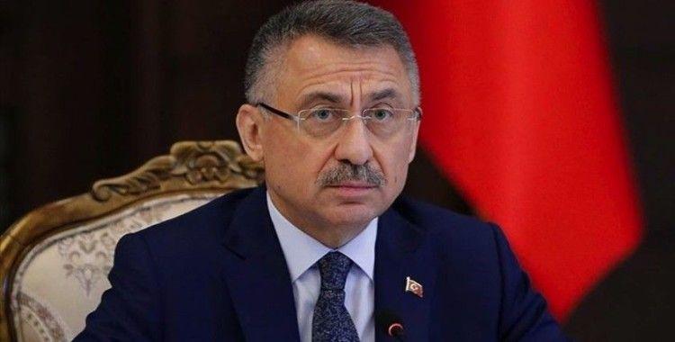 Cumhurbaşkanı Yardımcısı Oktay: 25 Eylül'den itibaren Anadolu'dan KKTC'ye yeniden su verilecek
